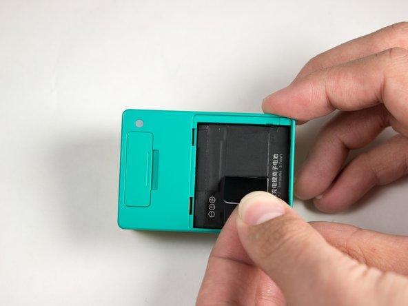 Xiaomi Yi Battery Replacement