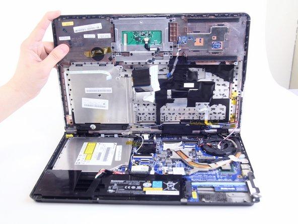 Lenovo ThinkPad Edge E420s Top Case Replacement