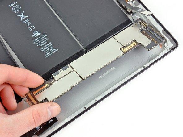 iPad 2 Wi-Fi EMC 2415 Logic Board Replacement