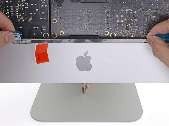 """iMac Intel 27"""" Retina 5K Display 2020 Display Adhesive Replacement"""