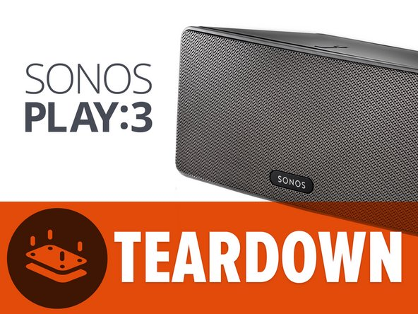 Ladies and gentlemen, allow us to introduce the Sonos Play:3 all-in-one wireless* music player.