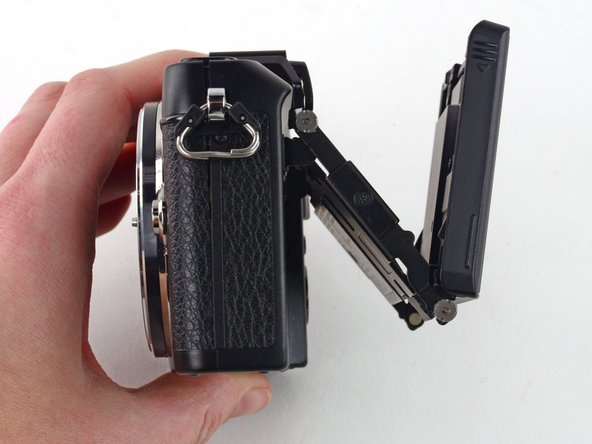 Olympus Pen E-PL7 LCD Screen Replacement