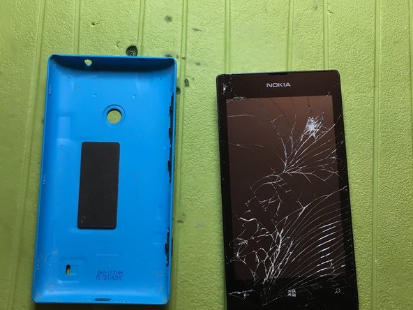 Nokia Lumia 520 Touchscreen  Replacement
