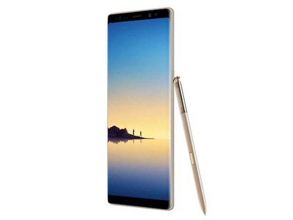 Replacement de la vitre tactile et de l'écran LCD du Samsung Galaxy Note8
