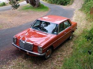 1976 Mercedes-Benz 230.6 Repair