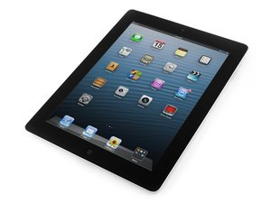 iPad 4 Wi-Fi Repair