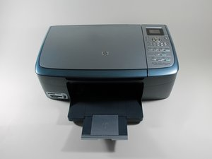 HP PSC 2355 Troubleshooting