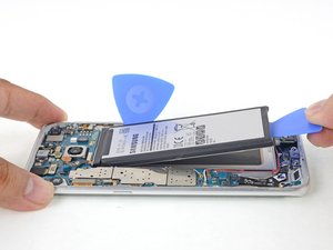 Samsung Galaxy S7 Edge Battery Replacement