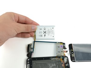 iPod Touch 4th Generation Battery Replacement