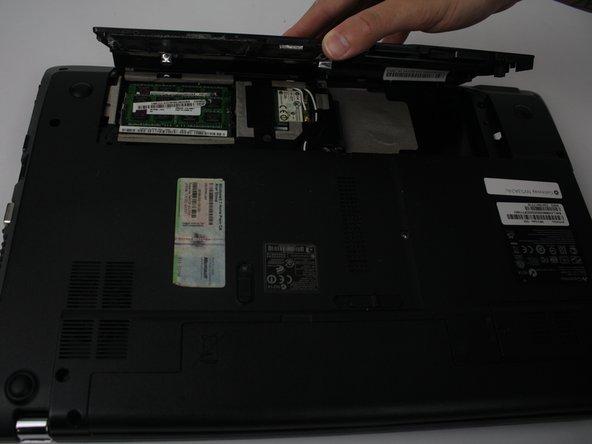 Gateway NV53A24u Hard Drive Replacement