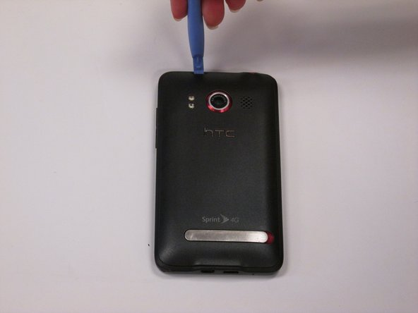 HTC EVO 4G Battery Replacement