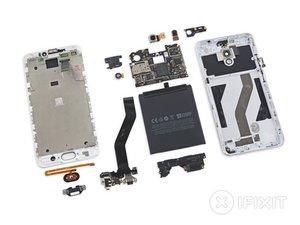 Meizu MX6 Teardown