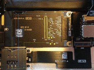 Réparation iPad 2 Ne Pas lire la carte SIM/Fixing a non-reading SIM Card