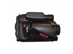 RCA Small Wonders Camcorder CC176 Repair