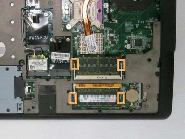 Dell Studio 1537 RAM Replacement