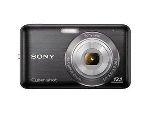 Sony Cyber-shot DSC-W310 Repair