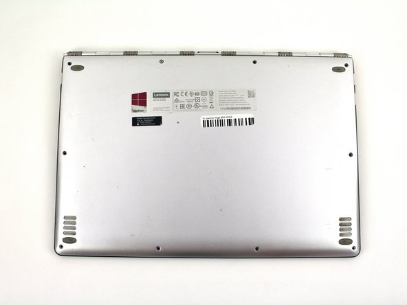 Lenovo Yoga 900-13ISK Back Cover Replacement