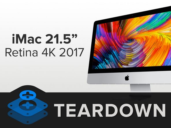 Well this exterior certainly isn't giving much away, but you can't always judge a book by the aluminum-and-glass shell of the iMac that you're reading it on. Let's start with what we know: