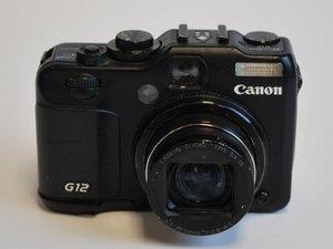 Canon PowerShot G12 Reparatie