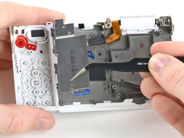 Samsung NX Mini Button Panel Replacement