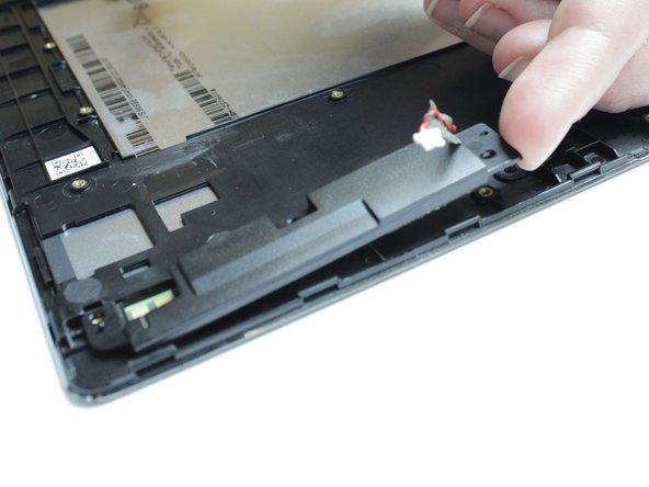 ASUS ZenPad S 8.0 Speakers Replacement