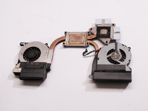 HP Envy 17-3070NR Fan Assembly Replacement