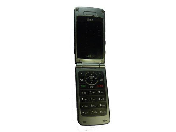 LG Muziq LX570 Keypad Replacement