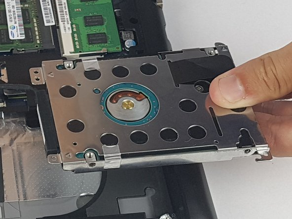 Samsung NP510R5E-A01UB Hard Drive Replacement