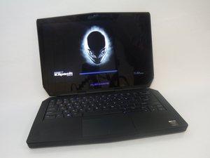 Ремонт Dell Alienware 13