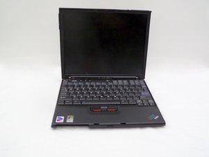 IBM ThinkPad X41 Repair