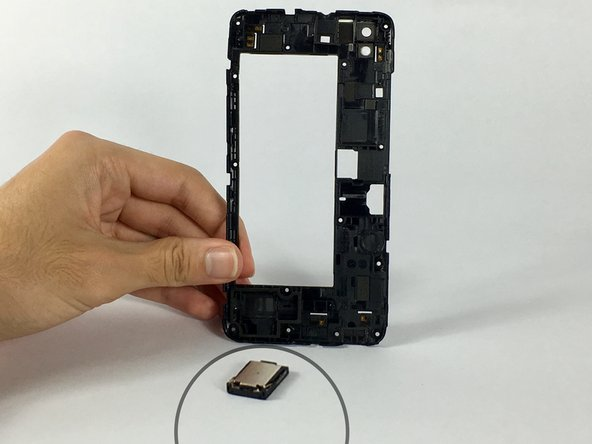 Huawei SnapTo G-620 Speaker Replacement