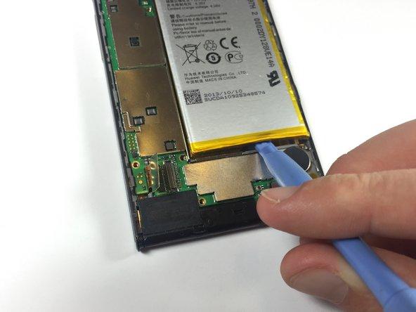 Huawei Ascend P6-U06  Akku austauschen