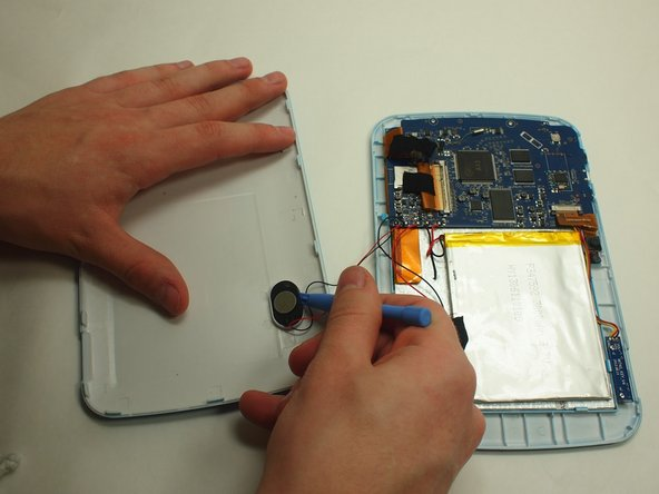 Munchkinz LCD Assembly