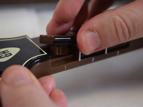 Activision Guitar Hero Live Guitar Controller Guitar Keys Replacement