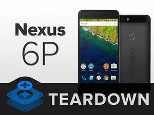 Nexus 6P Teardown