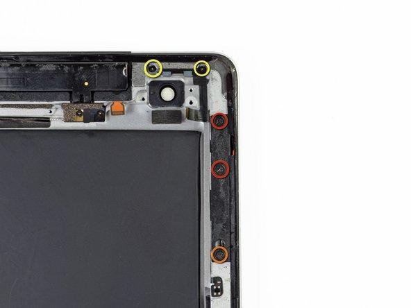 Remplacement de l'ensemble boutons de marche et de volume de l'iPad 3 4G