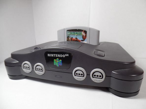 The Nintendo 64 was Nintendo's third home console. Released in 1996 for the US and Japan, the N64 boasted 64-bit graphics for the most realistic gaming experience ever made to date. The N64 was co-developed by Nintendo and Silicon Graphics.