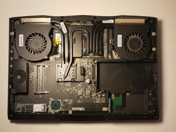 MSI GT62VR 6RD Dominator Speaker Replacement
