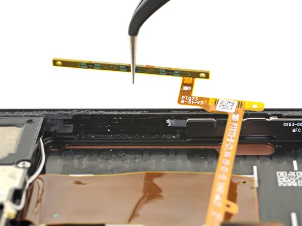 Google Pixel 4 Left Grip Sensor Replacement