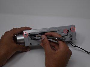 Projector Adjustment