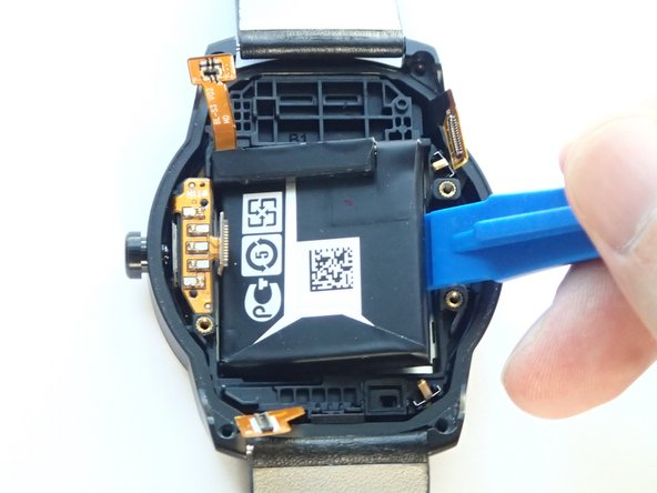 LG G Watch R Battery Replacement Replacement