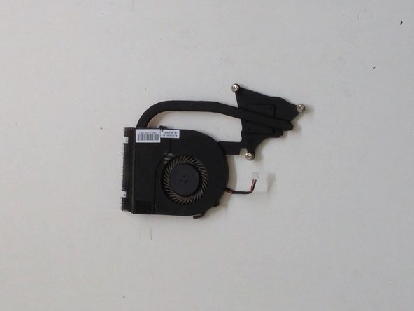 Acer Aspire V5-571 Cooling System Replacement