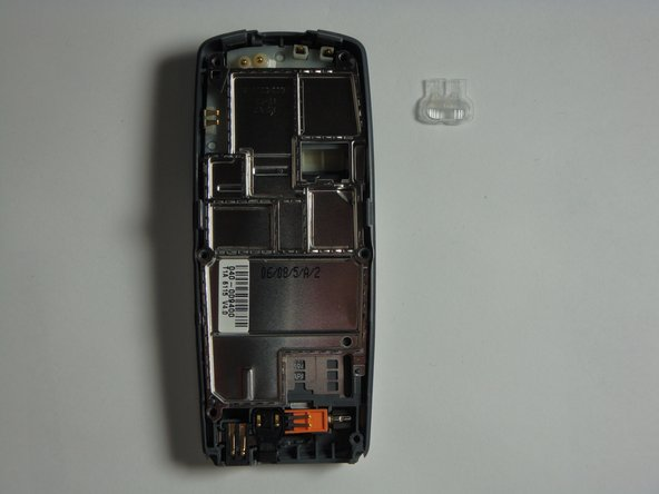 Remplacement du bouton d'alimentation du Nokia 2128i