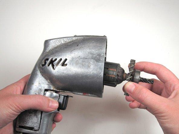 Skil 88 Motor Replacement