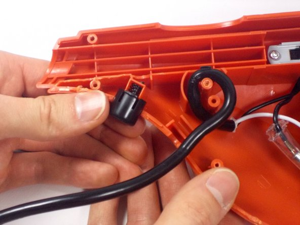 Eureka 1660SP Pole Extender Button Spring Replacement