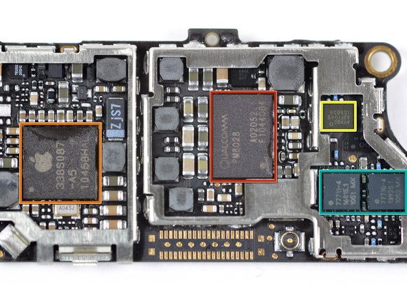 Like the Apple TV, there is an interesting set of unused solder pads near the edge of the logic board. These are likely used for testing during development.