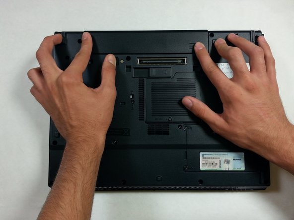 HP Compaq 6710b Battery Replacement