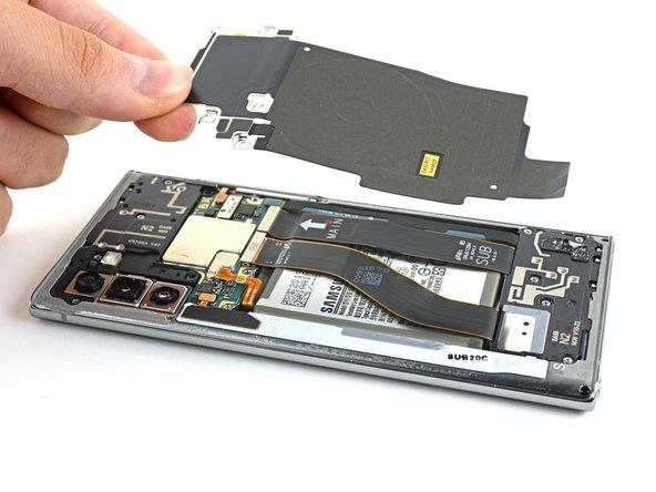 Samsung Galaxy Note10 Drahtlosladespule tauschen