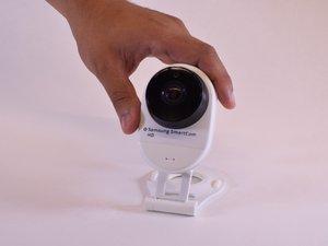 Samsung SmartCam HD Troublshooting