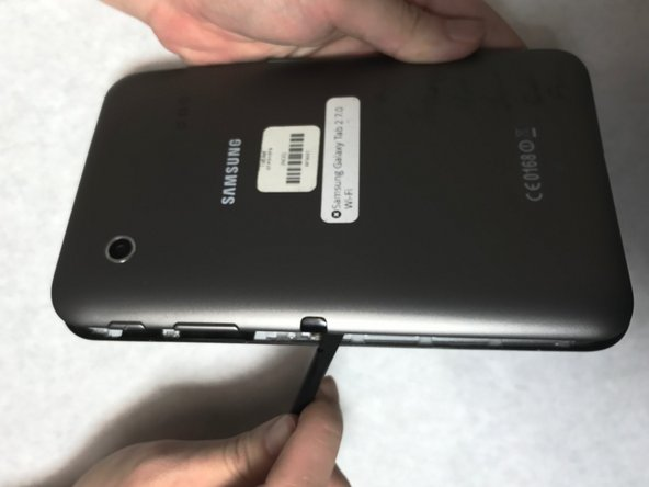 Samsung Galaxy Tab 2 7.0 Auxiliary Port Replacement